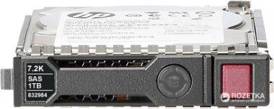"""Жесткий диск HP Hot Plug SC Midline (MDL) 1TB 7200rpm 832514-B21 2.5"""" SAS только для серверов!"""