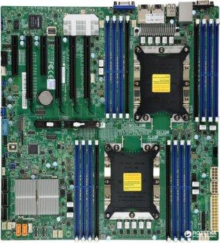 Материнская плата Supermicro MBD-X11DPI-N-O (s3647, Intel С232, PCI-Ex16)