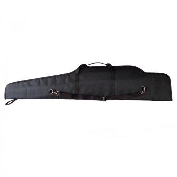 Чохол для гвинтівки з оптикою довжиною до 125 см синтетика чорний Год-1 125