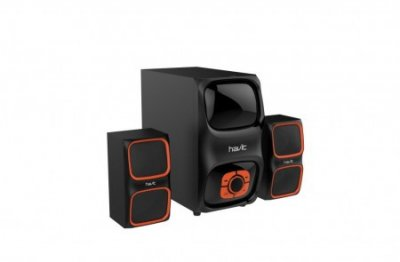 Музыкальный центр Havit HV-SF3088BT black