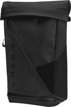 "Рюкзак для ноутбука HP Omen Transceptor Rolltop 15.6"" Black (7MT83AA)"