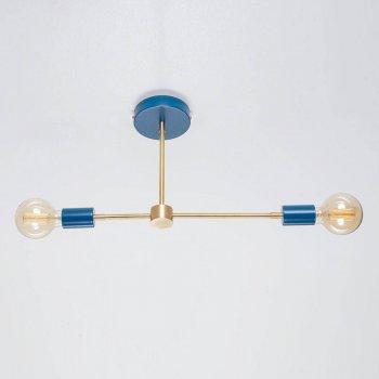 Стельовий світильник Viggo синій