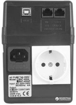 Powercom BNT-400AP Schuko (BNT400AP Schuko)
