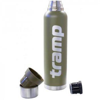 Термос Tramp 1,6 л оливковий (TRC-029-olive)