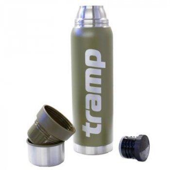 Термос Tramp 0,9 л оливковий (TRC-027-olive)