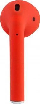 Наушники Aura i12 Red-matt (nbtwsai12rmt)