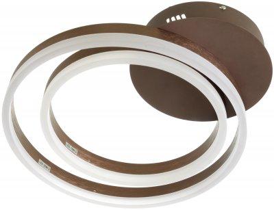 Світильник настінно-стельовий Brille BL-954С/71 Вт COF (24-283)