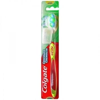 Зубная щетка Colgate Сенсация свежести, зеленый (FVN51966) (121823)
