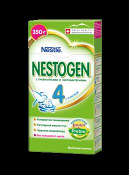 Сухая молочная смесь Nestogen Prebio 4, 350 г (002123)
