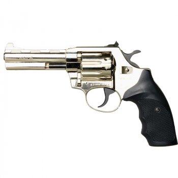 Револьвер під патрон Флобера Alfa mod. 431 нікель/пластик. 14310057