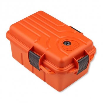 """Кейс MTM утилитарный 8.2"""" x 5.0"""" x 4.4"""" ц:оранжевый. 17730870"""