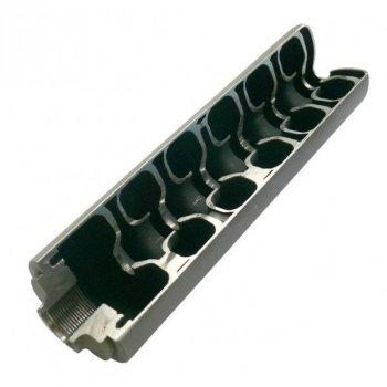 Саундмодератор Ase Utra SL7 .30 (під кал. 270 Win, 7x64, 7mm Rem Mag, 308 Win, 30-06 і 300 Win Mag). Різьблення - M15x1. 36740009
