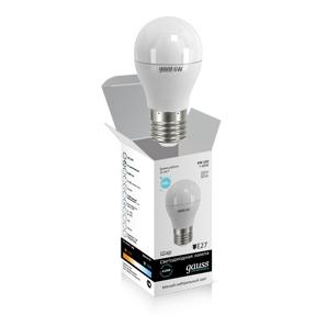 Лампа світлодіодна Гаусса LED Elementary A60 7W E27 540lm 4100K
