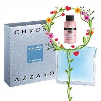 Мужская парфюмерия AZZARO CHROME EDT SPRAY 30ML (3351500920006)