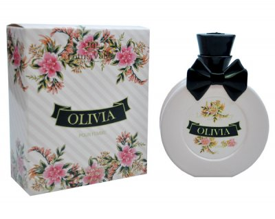 Туалетная вода для женщин Lotus Valley Olivia 100мл (MM32124)