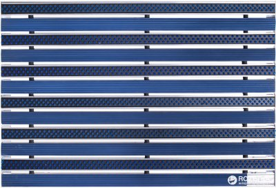 Брудозахисна решітка для входу ЮВИГ ЛЕН 60х40 см (0000003258)