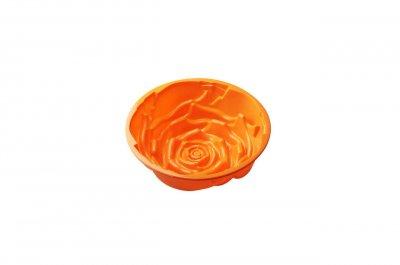 Форма для випічки Empire 235х70мм Троянда Силікон Помаранчевий (7096) 000061959db2b