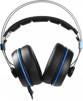 Навушники Sades SA-918 Armor RGB REALTEK AUDIO HD 7.1 Virtual Surround Black (sa918bku)