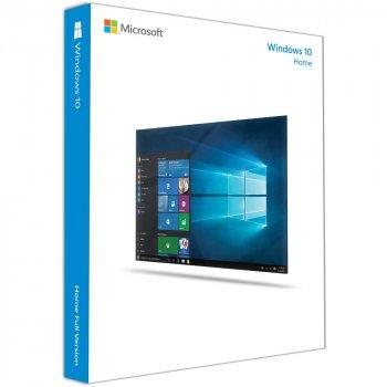 Операційна система Windows 10 Домашня 32/64-bit на 1ПК (електронна ліцензія) Microsoft (KW9-00265)