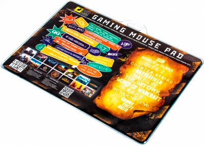 Ігрова поверхня Podmyshku Battlegrounds Control (GAME Battlegrounds-М)