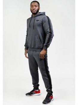Спортивний костюм GO fitness КМ004 сір. Сірий