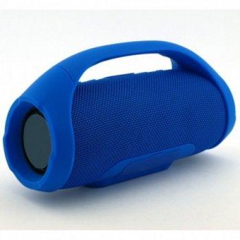 Акустична колонка Bluetooth Mini Boombox Pro (1-00164-02) Blue
