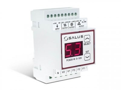 Модуль SALUS FC600-M 0-10V для терморегулятора FC600
