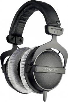 Наушники Beyerdynamic Dt 770 Pro Black 80 Ом (254561)
