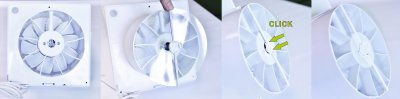 Обратный клапан AIRROXY 120 мм 07-198