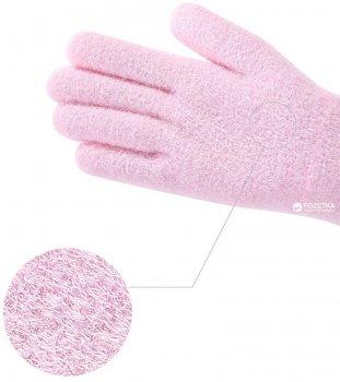 Гелевые увлажняющие Spa перчатки Mindo Розовые (md14041) (2500000005640)