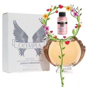 Жіноча парфумерія (тестер) PACO RABANNE OLYMPEA INTENSE 80МЛ (3349668543236)