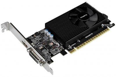Gigabyte PCI-Ex GeForce GT 730 2048MB GDDR5 (64bit) (902/5000) (DVI, HDMI) (GV-N730D5-2GL)