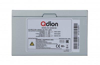 Блок питания FSP QDION QD550 80+ (QD 550 80+)