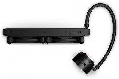 Система рідинного охолодження NZXT Kraken Z63 — 280 мм AIO Liquid Cooler with LCD Display (RL-KRZ63-01)
