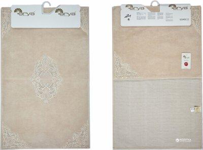 Набір килимків у ванну Arya Marlow 60х100 + 50х60
