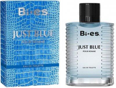 Туалетная вода для мужчин Bi-es Just Blue Men Versace - Eau de Fraiche 100 мл (5902734841902)