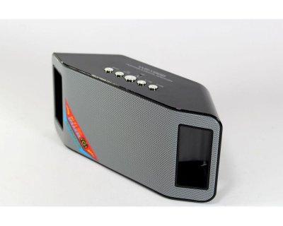 Портативна колонка з радіо приймачем Wester SPS WS Y66+BT (VB162403)