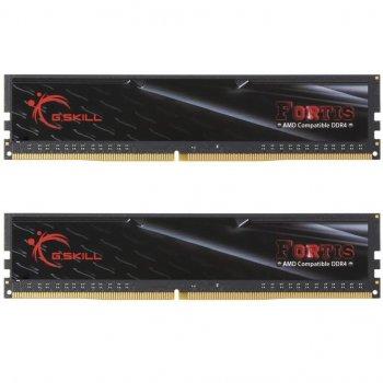 Модуль пам'яті для комп'ютера DDR4 32GB (2x16GB) 2133 MHz FORTIS G.Skill (F4-2133C15D-32GFT)