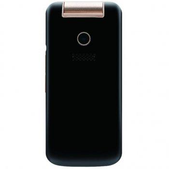 Мобільний телефон PHILIPS Xenium E255 Black