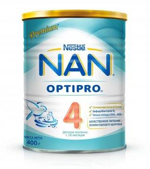 Сухая молочная смесь Nestle NAN 4 400 г (EK22001009)
