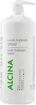 Спрей Alcina Therapie для догляду за пошкодженим волоссям та шкірою голови 1250 мл (4008666109484)