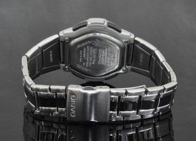 Чоловічі годинники Casio AQF-102WD-1BVEF