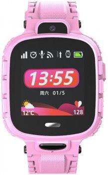 Дитячий смарт-годинник Gelius Pro GP-PK001 (Pro Kid) Pink (2099900744068)