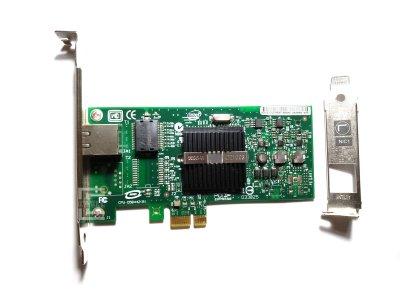Сетевая карта INTEL PRO / 1000 PT EXPI9400PT 1 x RJ45 (EW079)
