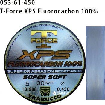Леска Trabucco Fluorocarbon T-Force XPS 30 м 0.45 мм 13.688 кг (053-61-450)