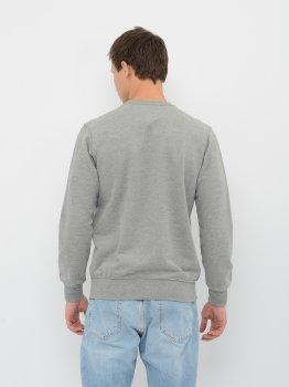 Лонгслив Tommy Hilfiger 9806.2 Серый