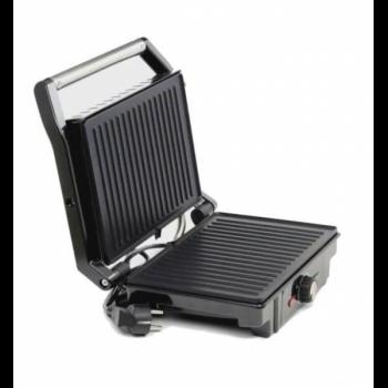 Гриль електричний Електрогриль c терморегулятором для будинку Rainberg RB-5402 1500Вт