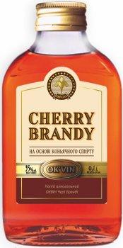 Напиток алкогольный OK'VIN Cherry Brandy 0.1 л 35% (4820013376369)