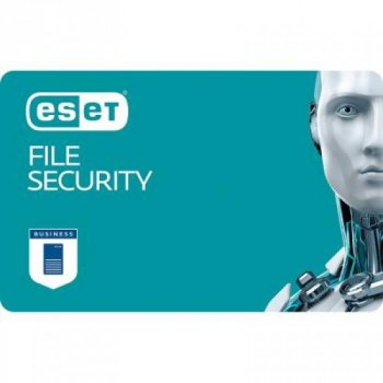 Антивірус ESET File Security для Terminal Server 10 ПК ліцензія на 1year Bu (EFSTS_10_1_B)