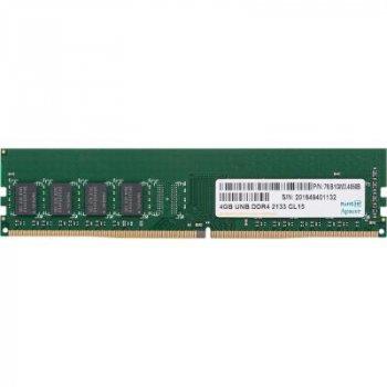 Модуль памяти для компьютера DDR4 4GB 2133 MHz Apacer (78.B1GM3.4050B)